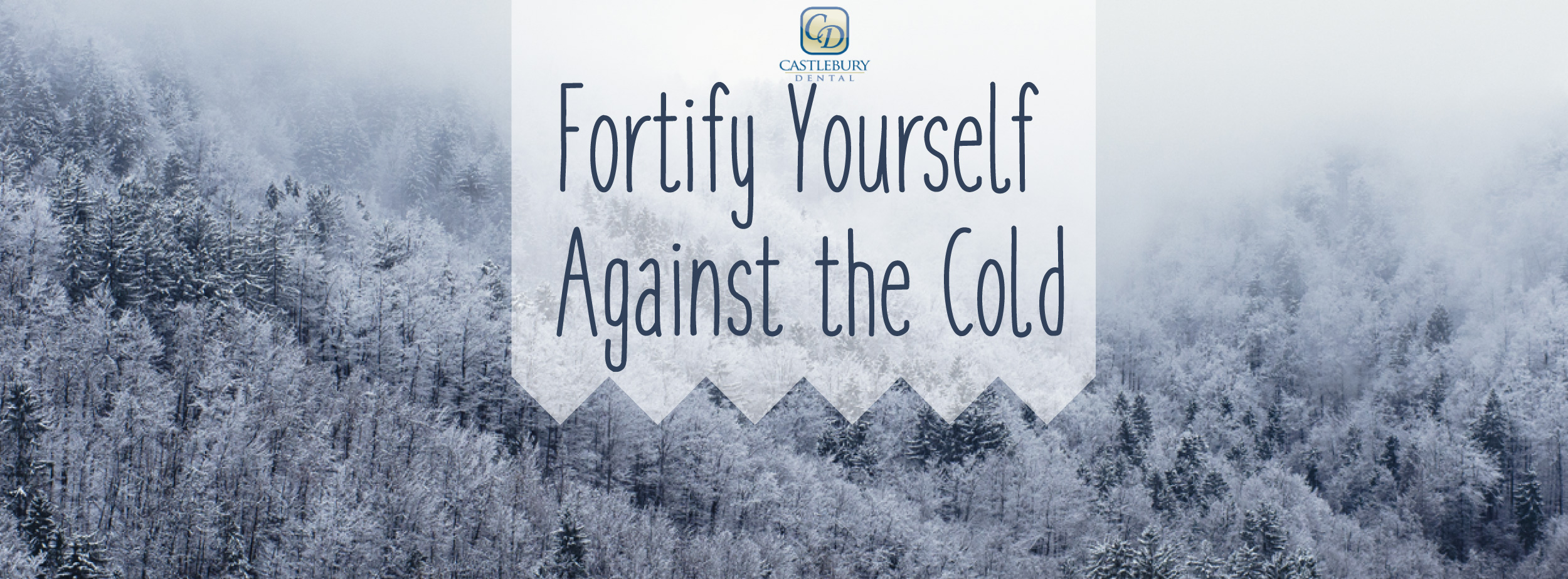 Fortify Yourself Against the Cold