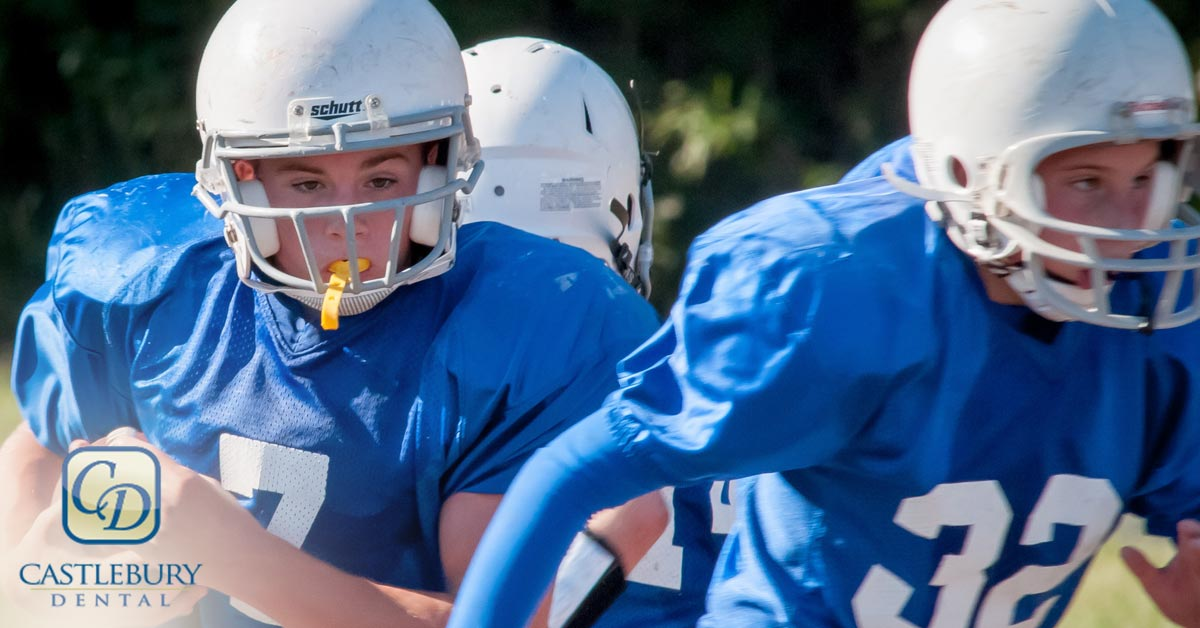 What to Look for in a Mouthguard for Kids Playing Sports